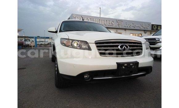 Acheter Importé Voiture Infiniti FX Blanc à Import - Dubai, Bujumbura