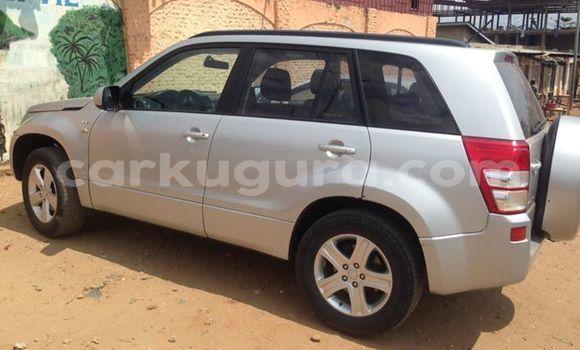 Acheter Occasion Voiture Suzuki Grand Vitara Gris à Mairie au Bujumbura