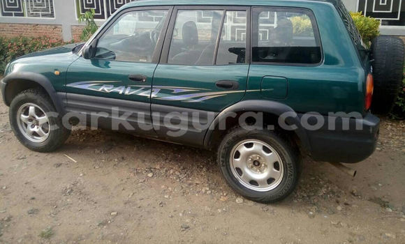 Acheter Occasion Voiture Toyota RAV4 Vert à Ngagara au Bujumbura