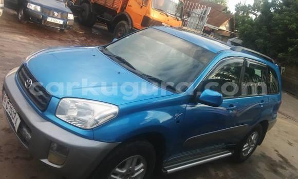 Acheter Occasion Voiture Toyota RAV4 Bleu à Bwiza au Bujumbura