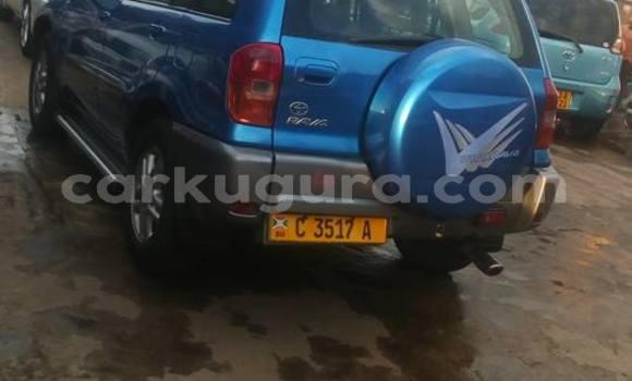 Acheter Occasions Voiture Toyota RAV4 Bleu à Bwiza au Bujumbura