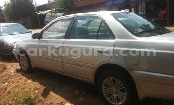 Acheter Occasions Voiture Toyota Carina Gris à Ngagara au Bujumbura