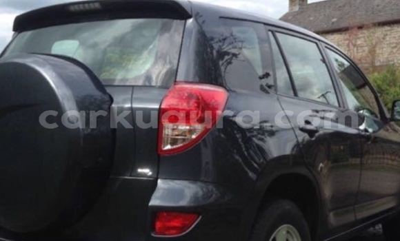Acheter Occasion Voiture Toyota RAV4 Noir à Mairie, Bujumbura