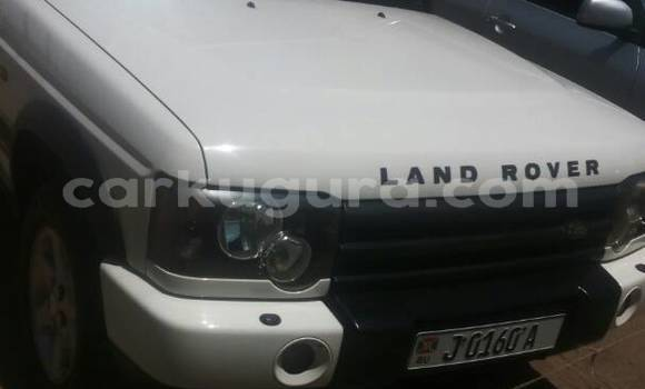 Acheter Occasion Voiture Land Rover Discovery Blanc à Mairie au Bujumbura
