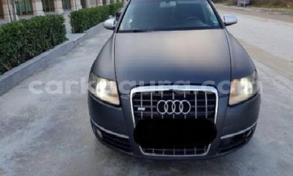 Acheter Neuf Voiture Audi A6 Noir à Mairie au Bujumbura
