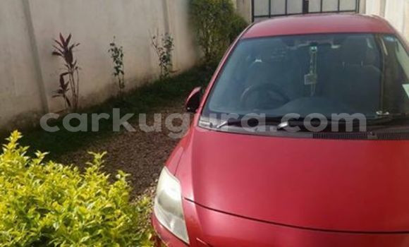 Acheter Occasion Voiture Toyota Belta Rouge à Mairie au Bujumbura