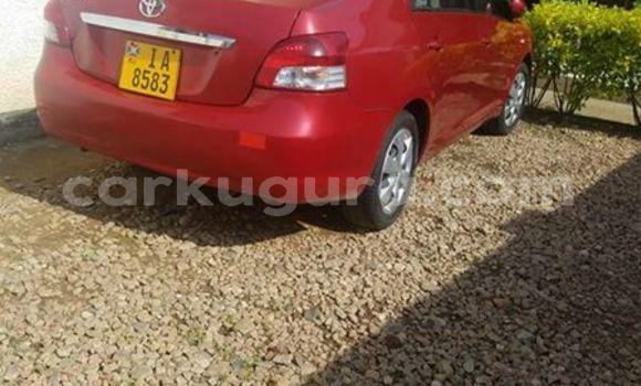 Acheter Occasion Voiture Toyota Belta Rouge à Mairie, Bujumbura