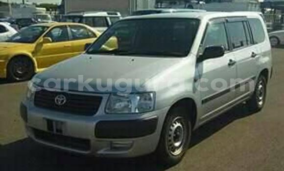Acheter Occasion Voiture Toyota Succeed Gris à Mairie au Bujumbura