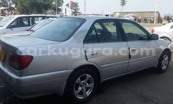 Acheter Occasion Voiture Toyota Carina Gris à Mairie, Bujumbura