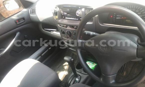 Acheter Occasions Voiture Toyota Probox Blanc à Mairie, Bujumbura