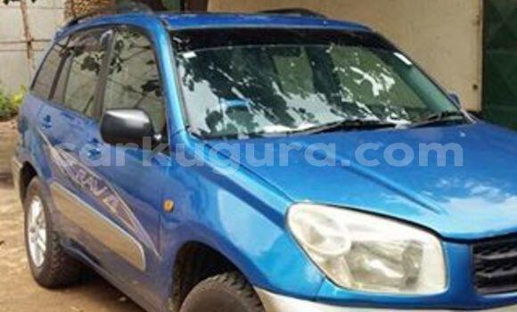 Acheter Occasion Voiture Toyota RAV4 Bleu à Mairie au Bujumbura