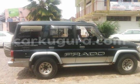 Acheter Occasion Voiture Toyota Land Cruiser Prado Autre à Mairie au Bujumbura
