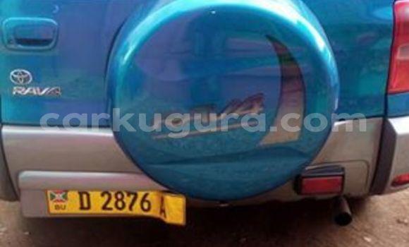 Acheter Occasion Voiture Toyota RAV4 Autre à Mairie au Bujumbura