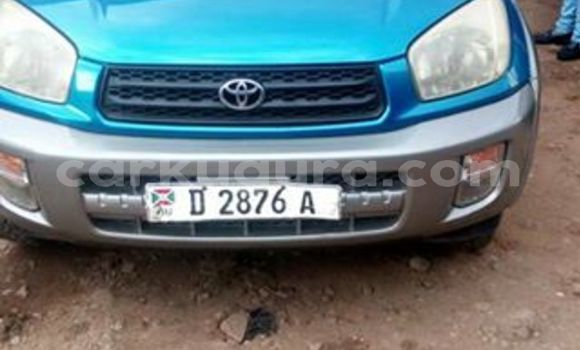 Acheter Occasions Voiture Toyota RAV4 Autre à Mairie au Bujumbura