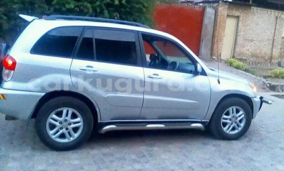 Acheter Occasion Voiture Toyota RAV4 Gris à Mairie au Bujumbura