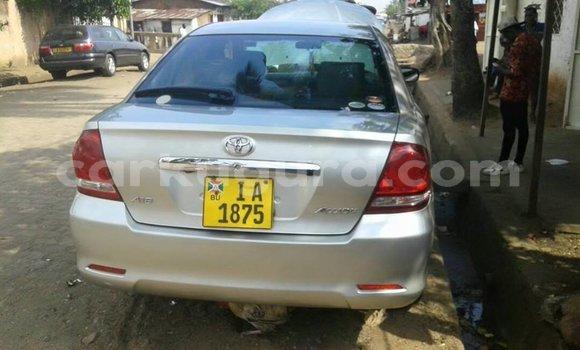 Acheter Occasion Voiture Toyota Allion Gris à Mairie au Bujumbura