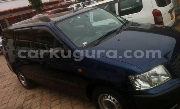 Acheter Occasion Voiture Toyota Succeed Bleu à Mairie, Bujumbura