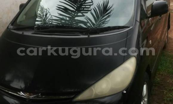 Acheter Occasion Voiture Toyota Estima Noir à Mairie au Bujumbura