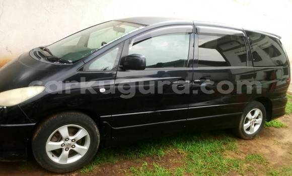 Acheter Occasion Voiture Toyota Estima Noir à Mairie, Bujumbura