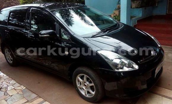 Acheter Occasion Voiture Toyota Wish Noir à Muyinga, Burundi