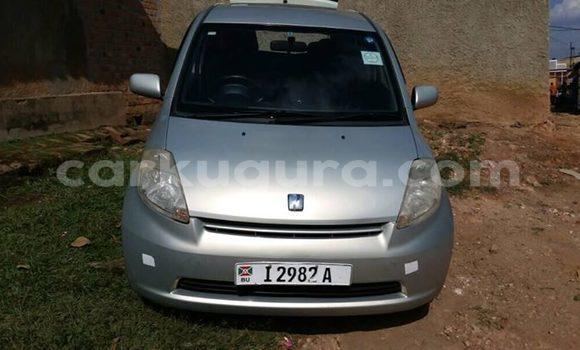 Acheter Occasion Voiture Toyota Passo Gris à Muyinga au Burundi