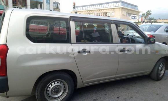 Acheter Occasion Voiture Toyota Probox Gris à Muyinga, Burundi