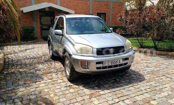 Acheter Occasion Voiture Toyota RAV4 Gris à Muyinga, Burundi