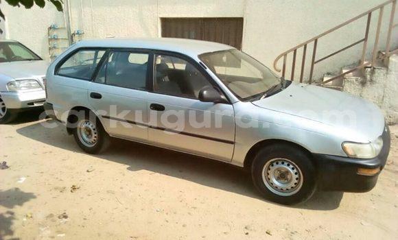Acheter Occasion Voiture Toyota Corolla Gris à Muyinga, Burundi