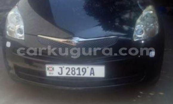 Acheter Occasion Voiture Toyota Ractis Noir à Muyinga, Burundi