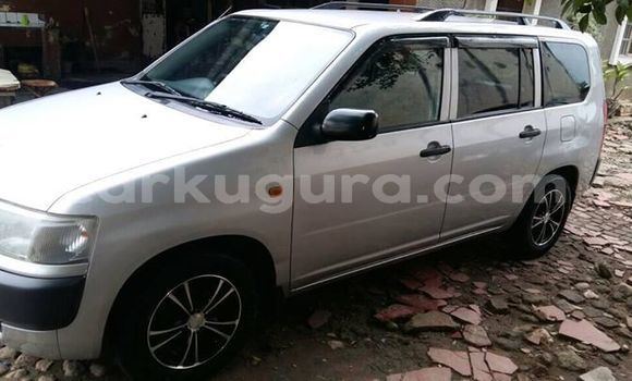 Acheter Occasion Voiture Toyota Probox Gris à Muyinga au Burundi