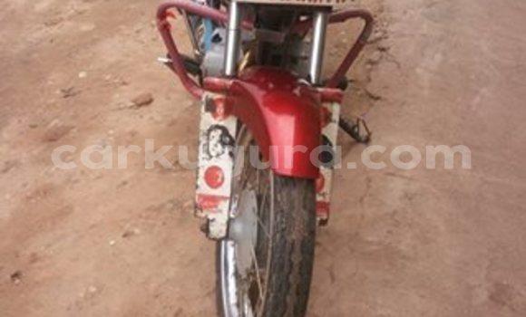 Acheter Occasion Moto TVS TVS Rouge à Bujumbura au Bujumbura