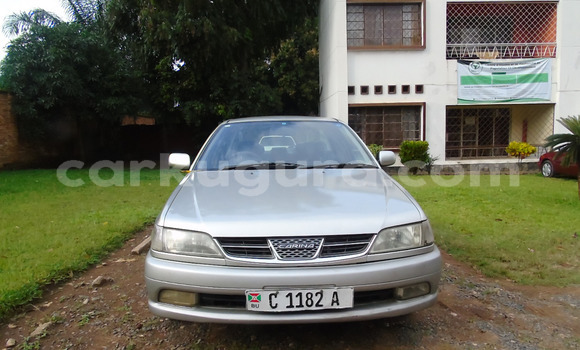 Acheter Occasion Voiture Toyota Carina Gris à Bujumbura, Bujumbura