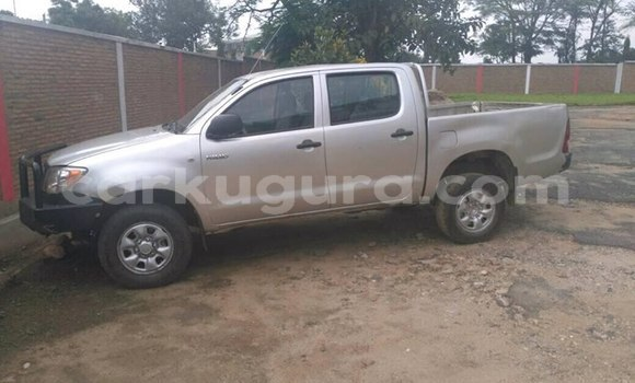 Acheter Occasion Utilitaire Toyota Hillux Blanc à Rohero au Bujumbura