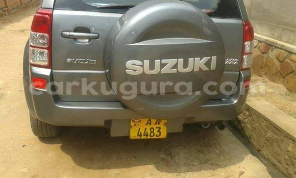 Acheter Occasion Voiture Suzuki Grand Vitara Gris à Kamenge, Bujumbura