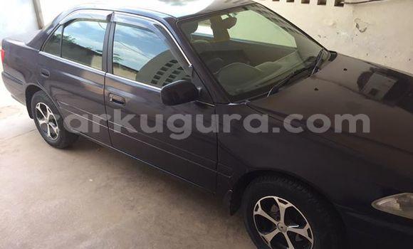 Acheter Occasions Voiture Toyota Carina Bleu à Musaga au Bujumbura