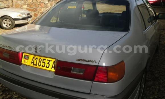Acheter Occasion Voiture Toyota Corona Gris à Bwiza au Bujumbura