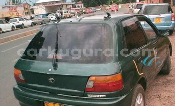 Buy Used Toyota Starlet Green Car in Kamenge in Bujumbura