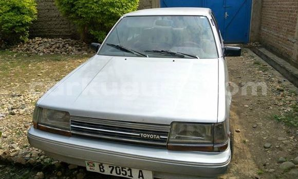 Buy Used Toyota Carina Silver Car in Kamenge in Bujumbura