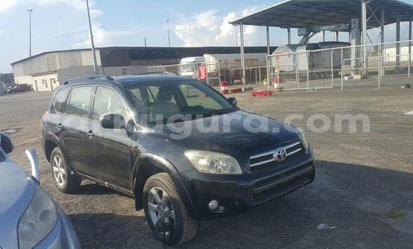 Acheter Occasion Voiture Toyota RAV4 Noir à Bururi, Burundi