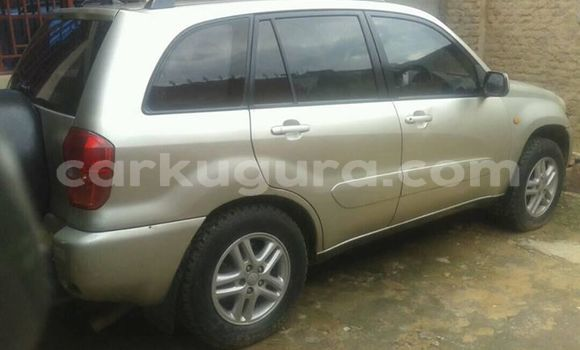 Buy Used Toyota RAV4 Silver Car in Bururi in Burundi