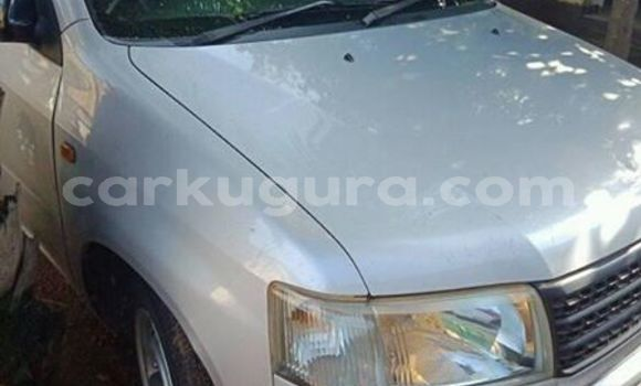 Buy Used Toyota Probox Silver Car in Bururi in Burundi