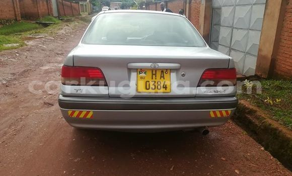 Buy Used Toyota Carina Silver Car in Bururi in Burundi