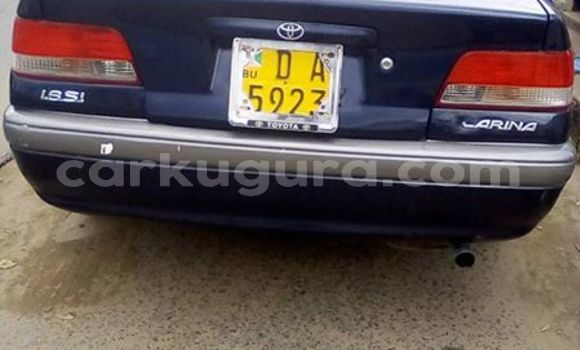 Buy Used Toyota Carina Blue Car in Bururi in Burundi