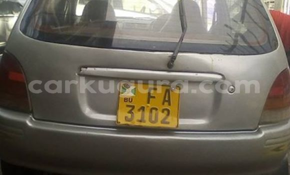 Buy Used Toyota Starlet Silver Car in Bururi in Burundi