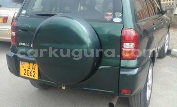 Acheter Occasion Voiture Toyota RAV4 Vert à Bururi, Burundi