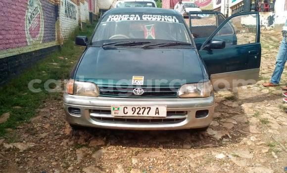 Acheter Occasion Voiture Toyota Starlet Autre à Mairie au Bujumbura