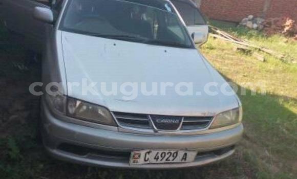 Acheter Occasions Voiture Toyota Carina Gris à Bujumbura au Bujumbura