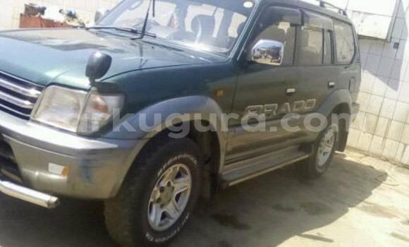 Acheter Occasions Voiture Toyota Land Cruiser Prado Autre à Bujumbura au Bujumbura