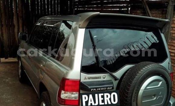 Acheter Occasions Voiture Mitsubishi Pajero Gris à Bujumbura au Bujumbura
