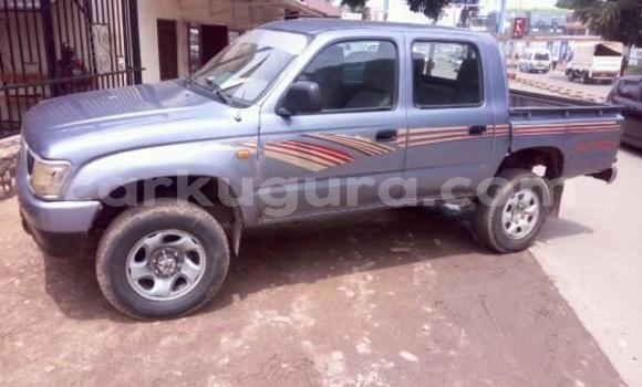 Acheter Occasions Voiture Toyota Hilux Autre à Bujumbura au Bujumbura